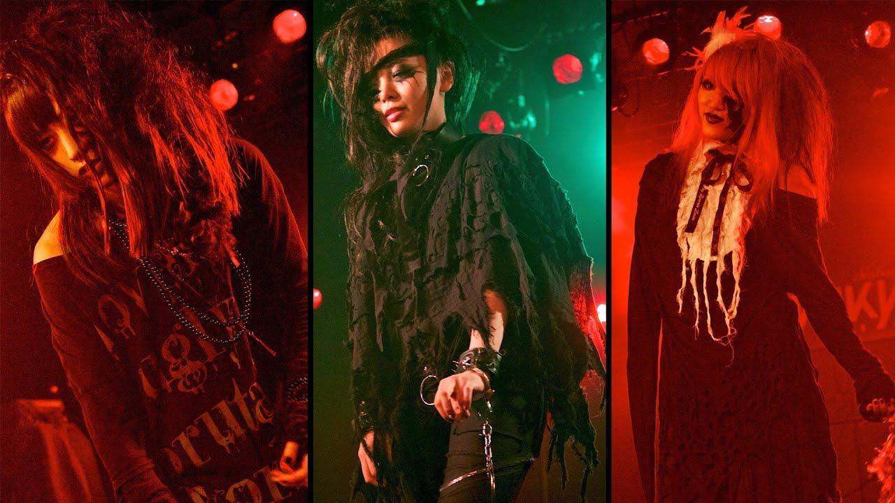 Stigmata Japanese Gothic Fashion Show In Tokyo Youtube