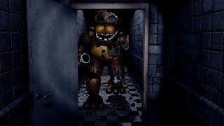 Freddy Is BLOCKING The Only Exit Out Of The Pizzeria.. || FNAF Shadows of Your Nightmares