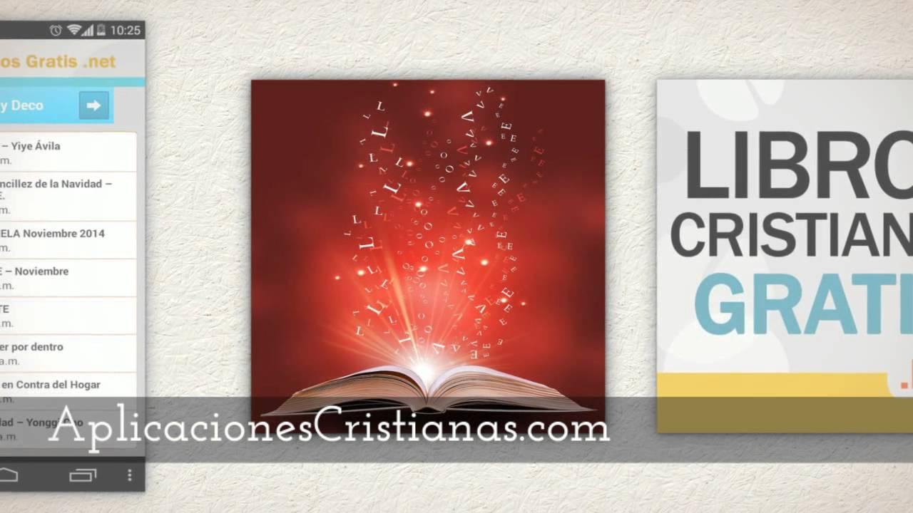 Aplicacion Cristiana [ANDROID] Libros Cristianos Gratis
