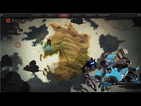 видео: dota 2 редактор карт