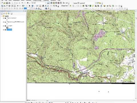 GIS-220 - Using GNIS Data in ArcGIS - Pt. 2 of 2