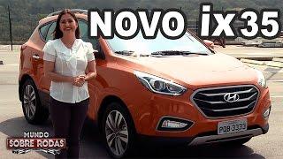 Novo Hyundai ix35 2016 смотреть