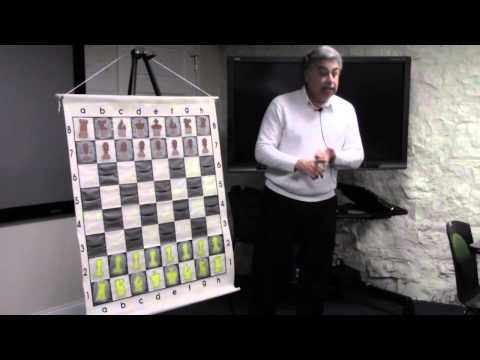 Chess for Beginners with GM Yasser Seirawan (Legal's Mate) - 2014.02.23