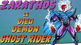Zarathos - le Dieu Demon Ghost Rider