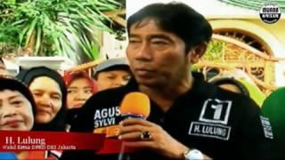 Car Free Day Tanah 80 Klender Jakarta Timur