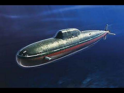 Hobby Boss 1/350 scale Alfa class submarine (Russia) Updt 02