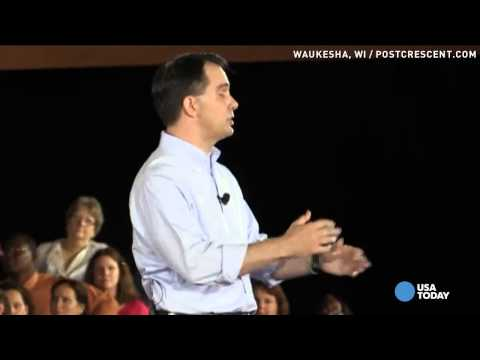 Scott Walker joins 2016 race: