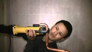 Обзор. Использование медных труб в строительстве.
