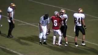 Rodney Richie Clark High school Football Highlights