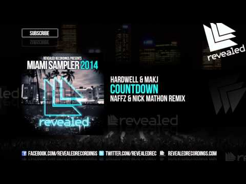 Hardwell & MAKJ - Countdown (Naffz & Nick Mathon Remix) (OUT NOW!) [6/6]