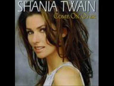 Shania Twain Lyrics-Wanna Get To Know You That Good!