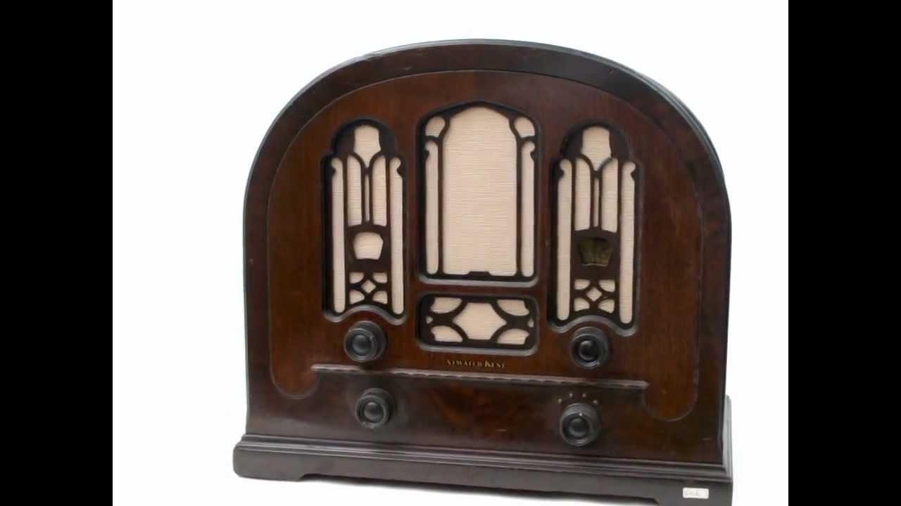 Coleccionista de radios antiguas vicente jose felip fotos mi coleccion 3 de 9 youtube - Fotos radios antiguas ...