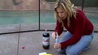 Diet Coke + Mentos How to Do with Children Cullen