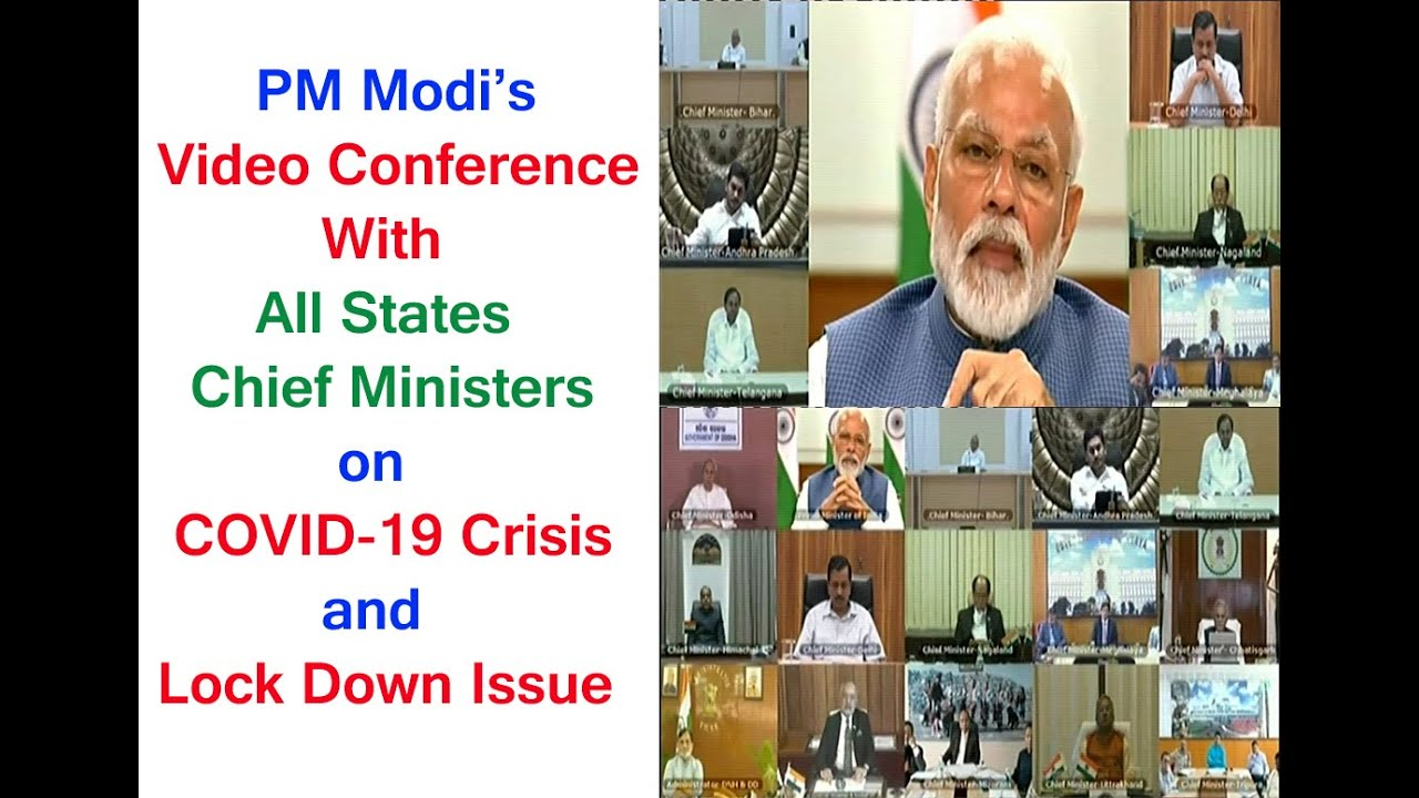 Telugu Breaking News Roundup Today-Modi Tells Chief MInisters That Lock Down Ends 14th