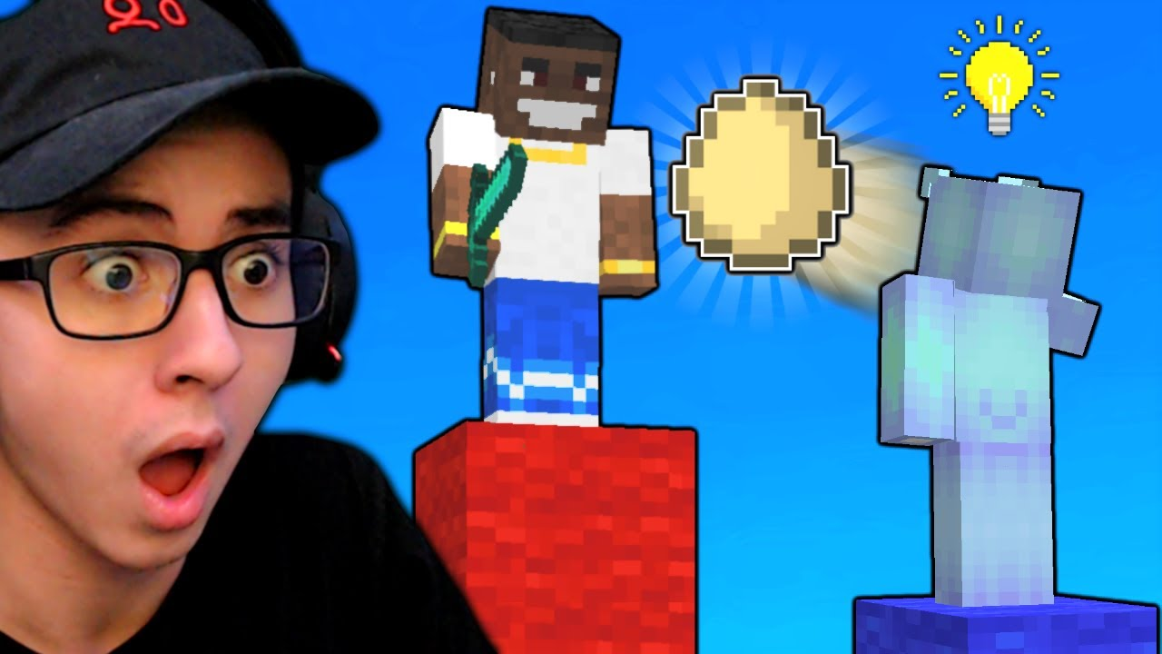 The New SMARTEST Minecraft Bedwars Strategy EVER...