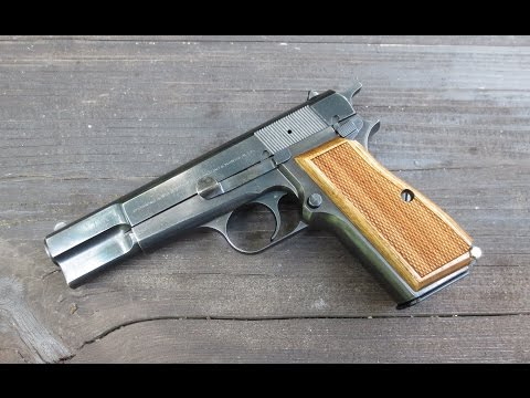 The Browning Hi-Power