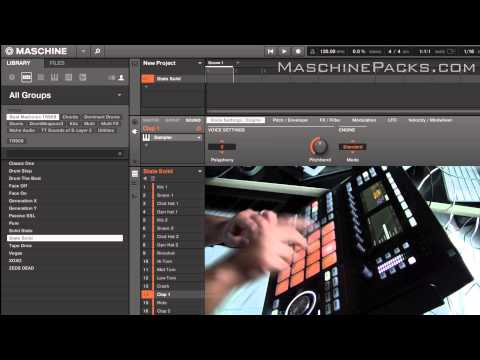 Maschine Packs: Niche Audio Beat Machines TR909 expansion review