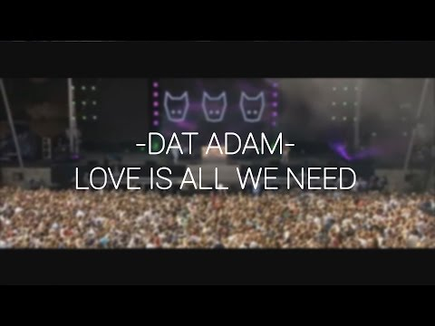 DAT ADAM - Love is all we need | Lennon 2 (fan_edit)