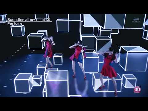 Top 10 of Perfume's most Impressive Live Performances ( A-side )