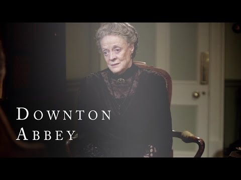 Dowager gives Robert a Marriage Advice | Downton Abbey | Season 3