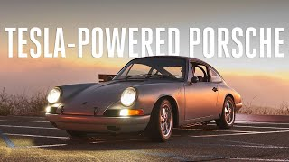 Tesla-powered Porsche 912: vintage meets electric