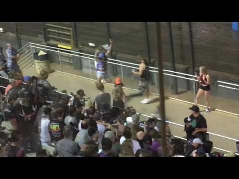 Perris Auto Speedway Fans