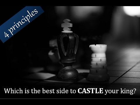 Which is the best side to castle your king: kingside or queenside?