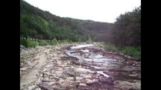 Ocoee river rising