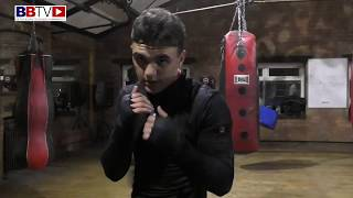 PROSPECT WATCH: KYLE SCULLY TRAINING MONTAGE FROM CAMP DETOX IN LEEDS