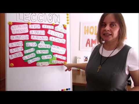 Hola amigos - 12. lekce španělštiny s misionářkou