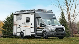 Introducing the all-new Winnebago EKKO