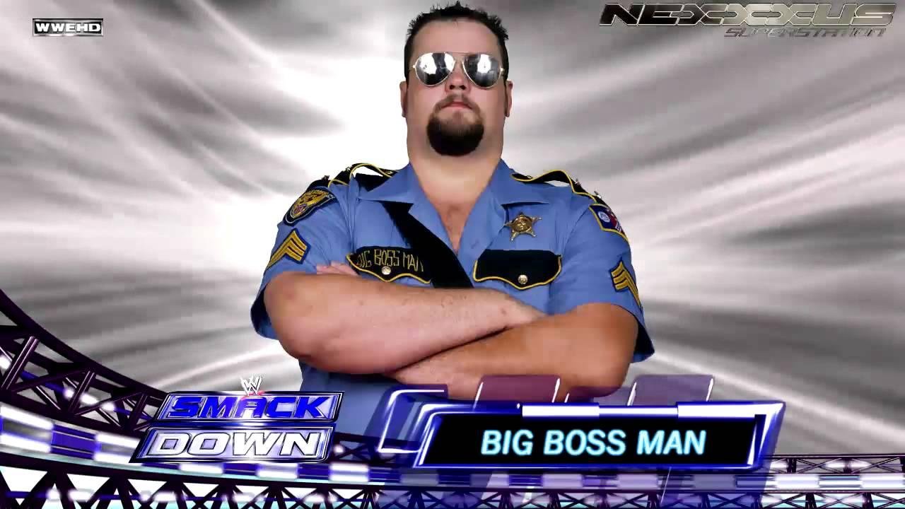 Big Boss Man 2nd WWE Theme: