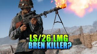 New LS/26 LMG Review! - Can It Beat The Bren? | Battlefield V Guide