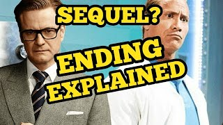 Kingsman the golden circle ending explained and sequel with the rock