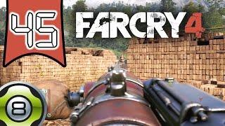 Far Cry 4 FR - Ep. 45 - Dis bonjour à mon gros harpon