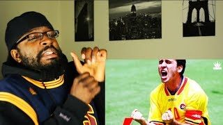 Gheorghe Hagi Top 5 Moments! REACTION (First Time Watching)