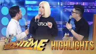 Vice praises Vhong and Jhong It&#39s Showtime KapareWho