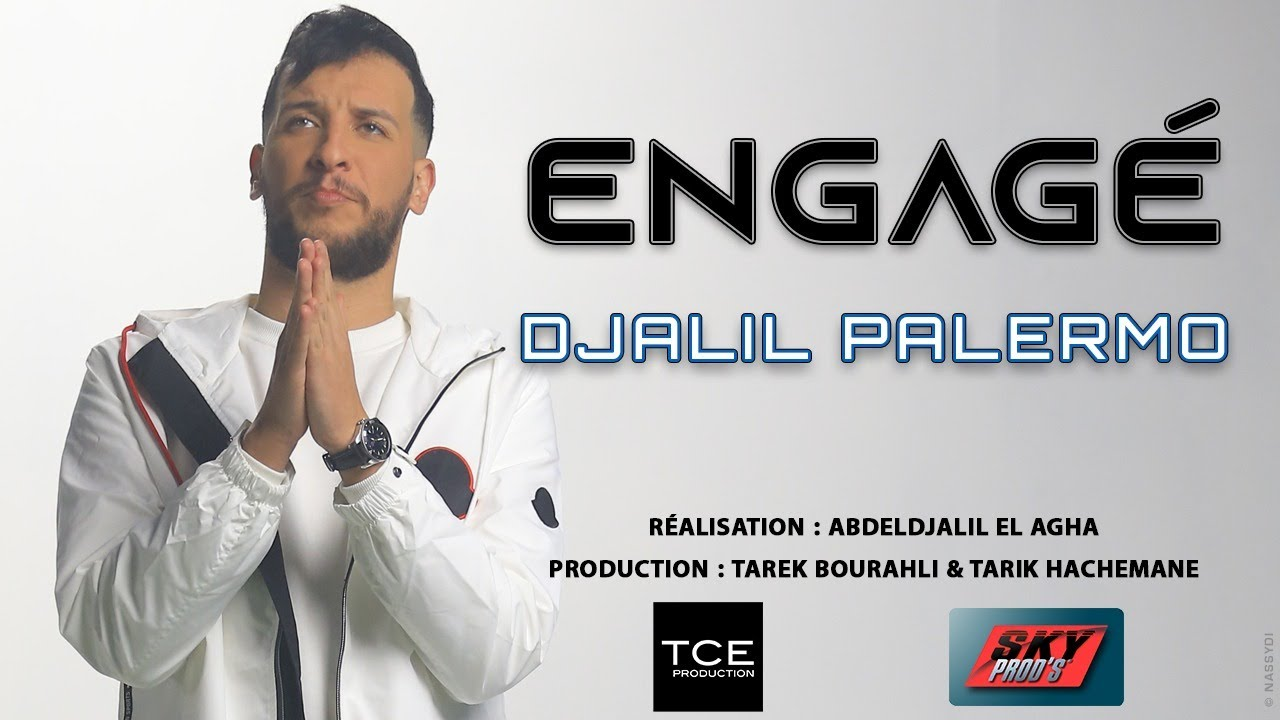 Download Djalil Palermo - Engagé (Official Music Video)