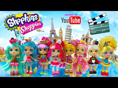 Shoppies Shopkins Movie Part 2