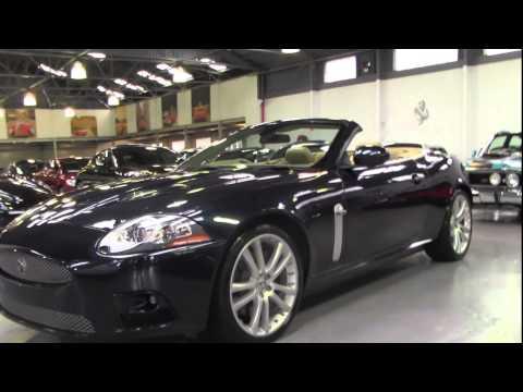 Jaguar XKR X150 Blue SN1010552