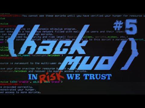 Hackmud Let's Play Part 5 - FIREWALL:begin - b0ss f1gh7
