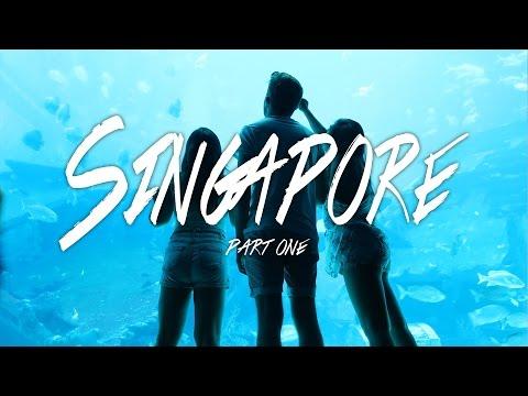 SINGAPORE PT.1 | TRAVEL VLOG