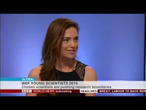 Prof Ruth Morgan from UCL Forensic Science on BBC World News July 2019