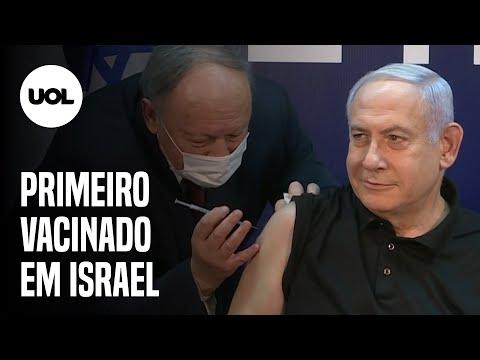 Covid-19: Netanyahu é O Primeiro Vacinado Em Israel