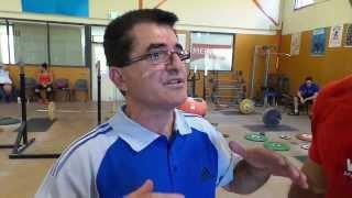 Dmitry Klokov - Victorian Weightlifting Stadium