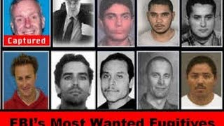 FBI's Top 10 Most Wanted Fugitives (2016)