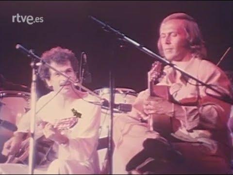 Paco de Lucía y Carlos Santana - Concierto desde Barcelona (1977/HD)
