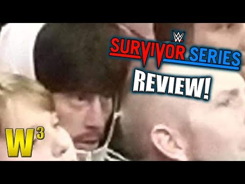 WWE Survivor Series 2018 Review | Wrestling With Wregret