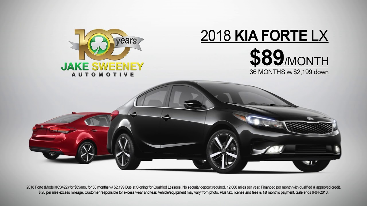 the deals are hot 2018 kia fortes for just 89 a month florence rh youtube com