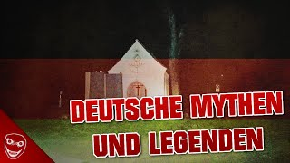 5 Gruselige Deutsche Legenden!